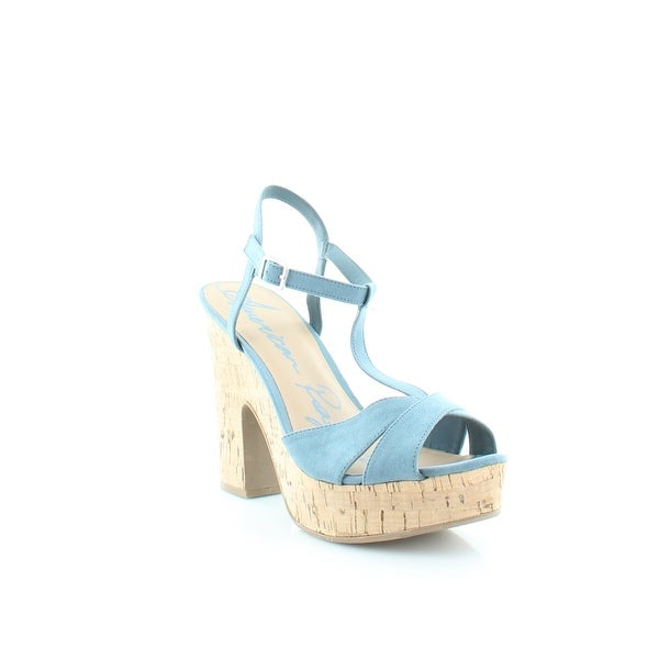 American Rag Jamie Women's Sandals Soft Blue