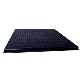 Diver ACP36483 36 x 48 x 3 in. The Filter Base Black Pad