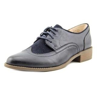 BC Footwear Sidekick Round Toe Synthetic Oxford