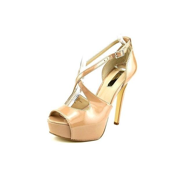 INC International Concepts Women's Melvie Synthetic Platform Sandal