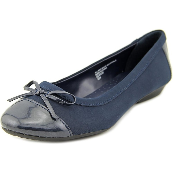 Karen Scott Rylee Womens Navy Flats