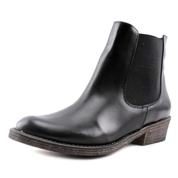 Coolway Bradley  Women  Round Toe Leather  Ankle Boot