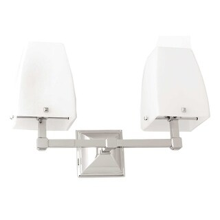 Ginger 1882U Double Upward Light from the Quattro Collection