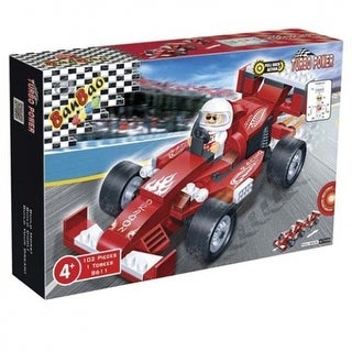 BanBao Interlocking Blocks Dragon Racer 8611 (102 Pcs)