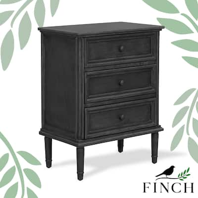 Finch Webster Storage Cabinet, Dark Grey