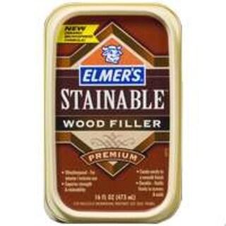Elmer's E891 Stainable Wood Filler 1 Pint