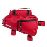 Ultimate Dog Trail Pack - Red - Large