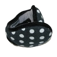 Degrees by 180s Womens Polka Dot Ear Warmers - one size