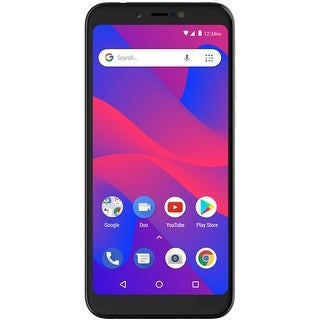 BLU Studio Mega 2018 S910Q 16GB Unlocked GSM Dual-SIM Phone w/ Dual 13MP + 2MP Camera