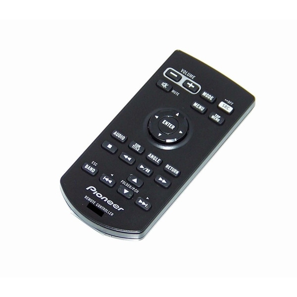 OEM Pioneer Remote Control Originall Shipped With: AVH-P2400BT, AVHX2700BS, AVH-X2700BS