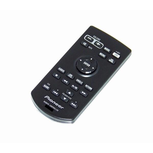 OEM Pioneer Remote Control Originall Shipped With: AVHX1600DVD, AVH-X1600DVD, AVHP1400DVD, AVH-P1400DVD