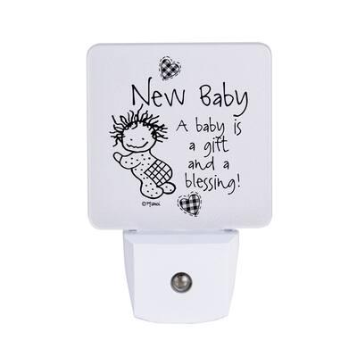 New Baby Nighlight - Marci Art - 1