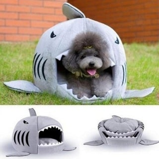 Link to 1 Pcs Soft Sponge Strawberry Pet Dog Cat Bed Houses Warm Doggy Kennel Similar Items in Dog Beds & Blankets