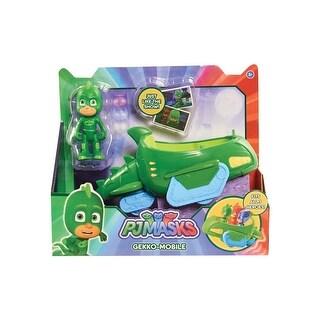PJ Masks Vehicle: Gekko and Gekko-Mobile - multi
