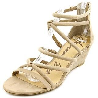 American Rag Calla Open Toe Synthetic Wedge Sandal