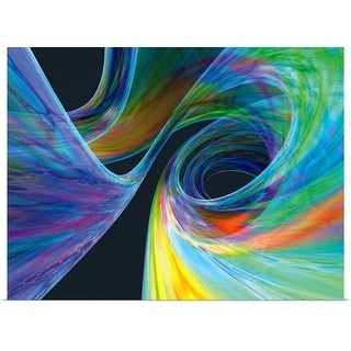 """""""Abstract pattern"""" Poster Print"""
