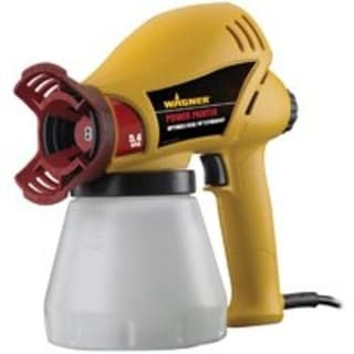 Wagner 0525037 Dual Tip Power Painter Paint Sprayer 5.4 Gph