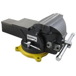 Olympia 38-647 One Hand Operation Vise, 6""