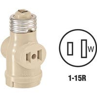 Leviton Iv Socket Adapter 0041403I Unit: EACH