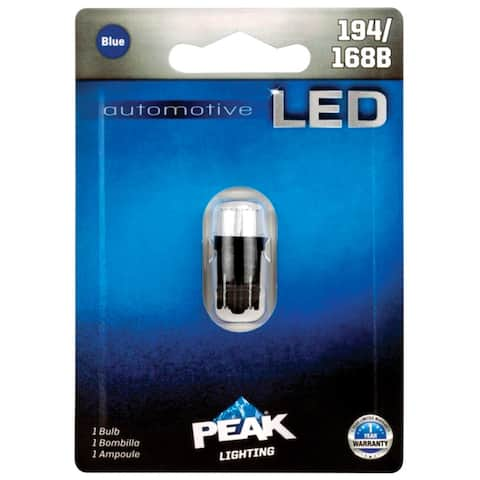 Peak 194/168LED-BPP LED Automotive Bulb