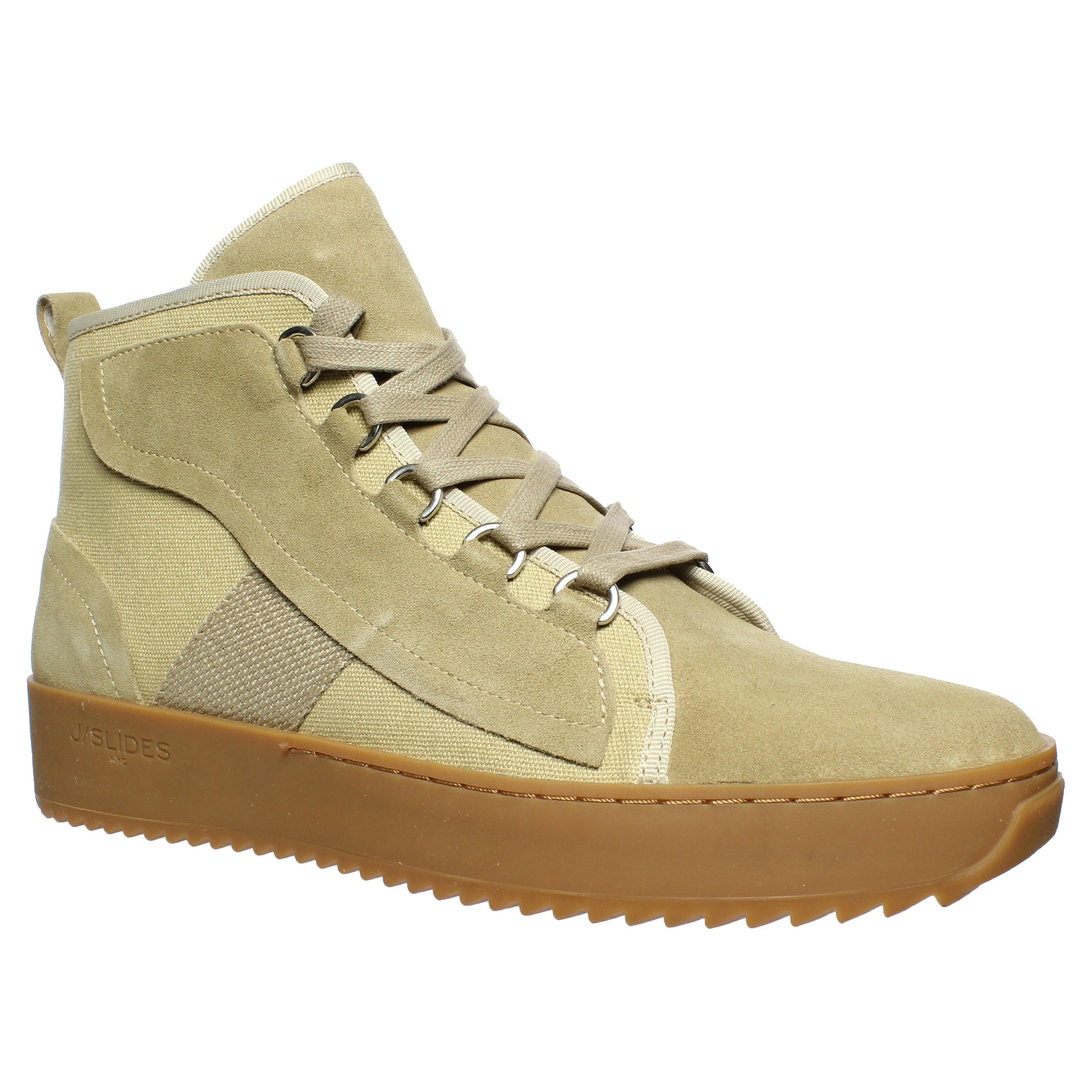 J Slides Mens Sander Fashion Sneaker