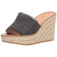 Dolce Vita Women's PIM Espadrille Wedge Sandal - 10