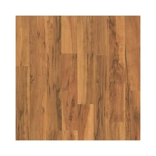 "Mohawk Industries BLC16-APP 7-1/2"" Wide Laminate Plank Flooring - Textured Apple"