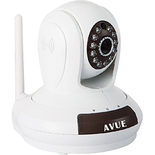 Avue Avp562w P2p Plug And Play Ip Cloud Hd Color Video Monitoring Camera