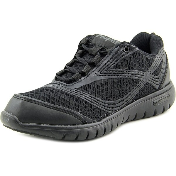 Propet Travellite N/S Round Toe Synthetic Running Shoe