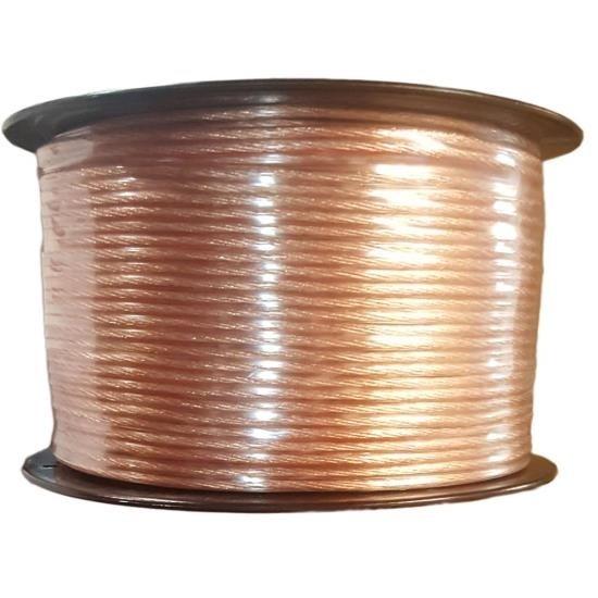 14 Gauge 250 ft. Spool of High Quality Speaker Zip Wire