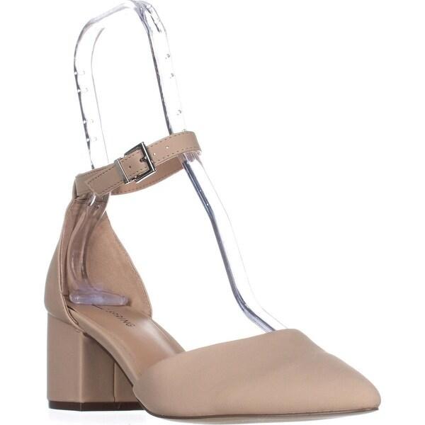 6c735849187 Shop Call It Spring Trivio Ankle Strap Block Heel Sandals