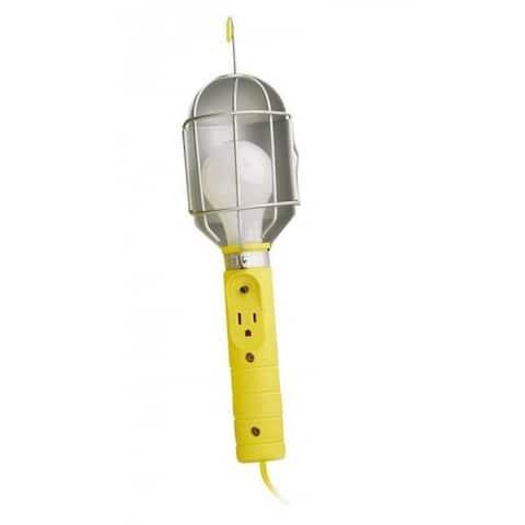 Bayco ORTL010606 Incandescent Metal Work Light, 6'