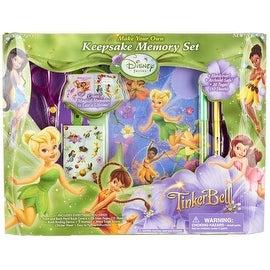 Disney Fairies Keepsake Memory Set - Purple