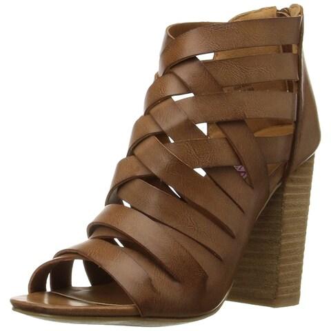 DOLCE by Mojo Moxy Womens Dakota Open Toe Casual Strappy Sandals