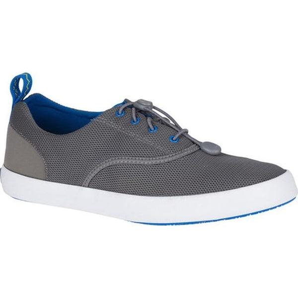 ac417a75fbdc Shop Sperry Top-Sider Men s Flex CVO Deck Shoe Grey Mesh - Free ...