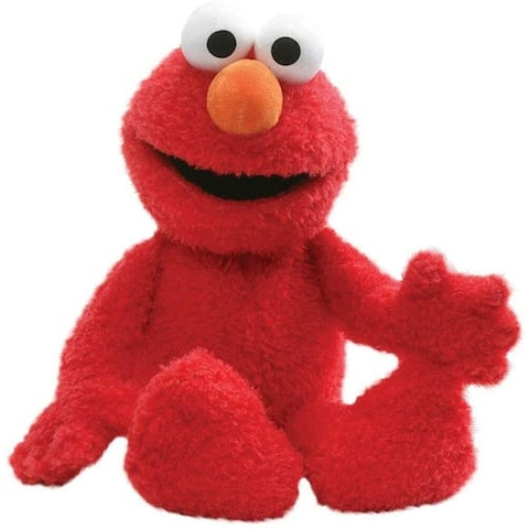 Gund Sesame Street 50th Anniversary Elmo Stuffed Animal Plush, 20in