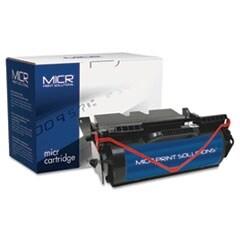 MICR Print Solutions Toner-Black T640M Toner Cartridge