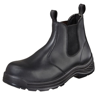 "Thorogood Work Boots Mens 6"" Quick Release Station Black 834-6034"