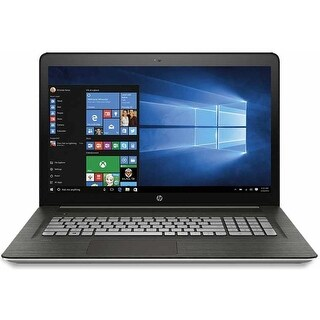 "Manufacturer Refurbished - HP ENVY M7-N109DX 17.3"" Touch Laptop Intel i7-6500U 2.5GHz 16GB 1TB W10"