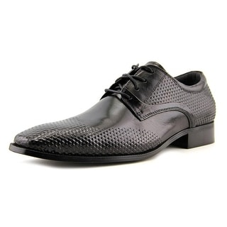 Stacy Adams Kallan Men  Round Toe Leather Black Oxford