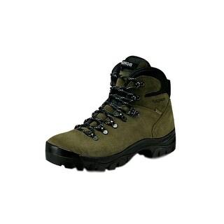 Boreal Climbing Boots Mens Lightweight Ketil Verde Olive