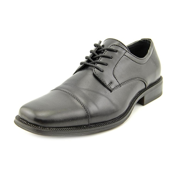 Alfani Adam Mens Black Oxfords