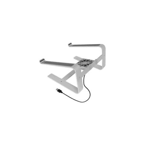 Macally astandfan aluminum latptop stand fan