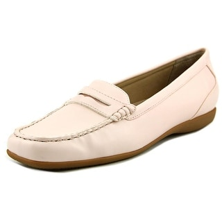 Trotters Francie W Square Toe Synthetic Loafer