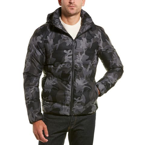 Superdry Echo Quilted Puffer Coat - YP1