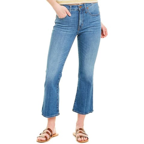 Madewell Cali Demi-Boot Cut