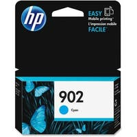 HP 902 Cyan Original Ink Cartridge (T6L86AN)(Single Pack)
