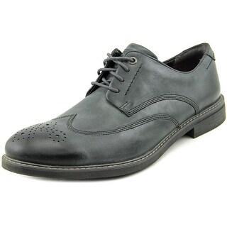 Rockport Classic Break Wingtip Wingtip Toe Leather Oxford