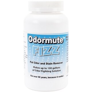 Makes 100 Gallons - Odormute Fizz! 100/Bottle