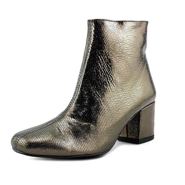 Sixtyseven 78337 Women Bronze Metallic Boots